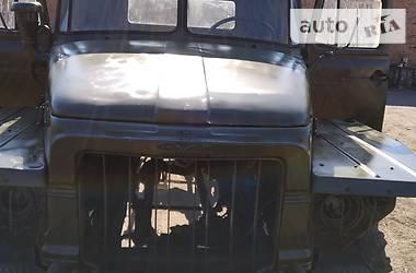 Урал 375 1989 в Луцке