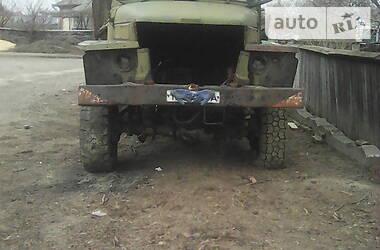 Урал 375 1980 в Тульчине