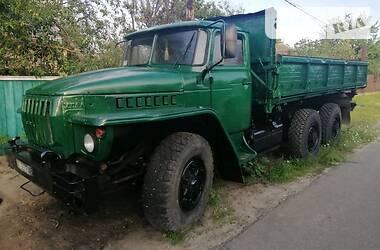 Урал 375 1990 в Киеве