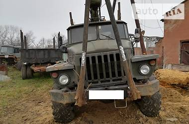 Урал 4320 1993 в Ивано-Франковске