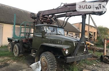 Урал 4320 1995 в Сваляве