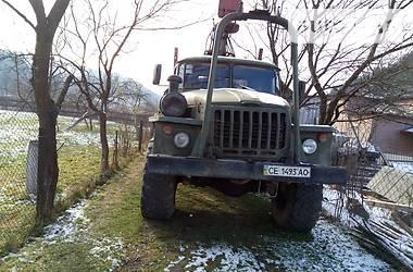 Урал 4320 1988 в Вижнице