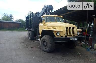 Урал 4320 1989 в Радомишлі