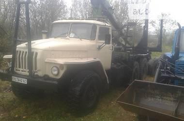 Урал 4320 1989 в Львові
