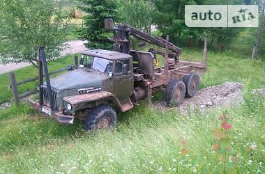 Урал 4320 1987 в Івано-Франківську