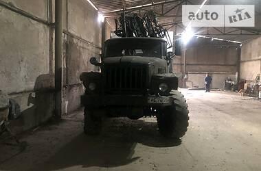 Урал 4320 1985 в Новомосковске