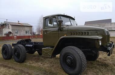 Урал 4320 1990 в Чернигове