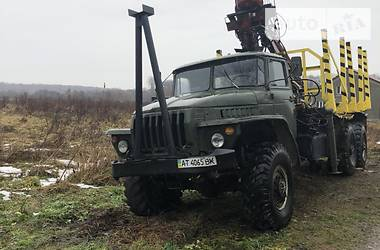Урал 4320 1981 в Калуше