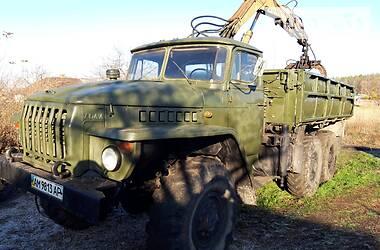 Урал 4320 1997 в Радомышле