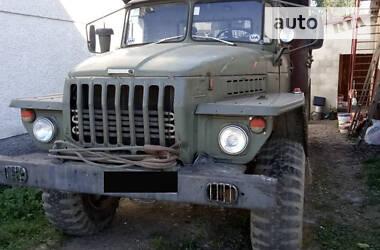 Самосвал Урал 4320 1986 в Хусте