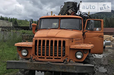 Лесовоз / Сортиментовоз Урал 4320 2005 в Межгорье