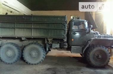 Урал 5557 1987 в Черновцах
