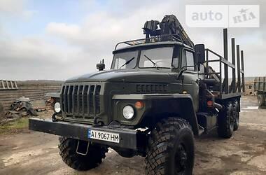 Урал 5557 1988 в Буче