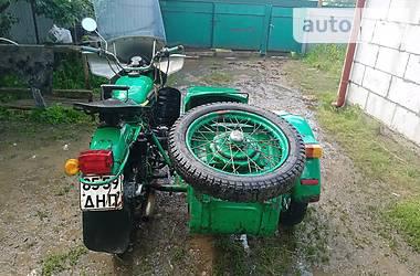 Мотоцикл з коляскою Урал 650 1986 в Магдалинівці