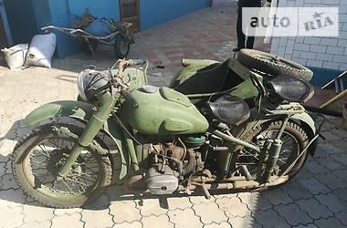 Урал M 1961 в Каменец-Подольском