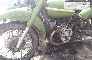 Урал M 1968 в Андрушівці