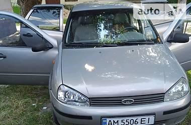 Седан ВАЗ 1118 2007 в Барановке