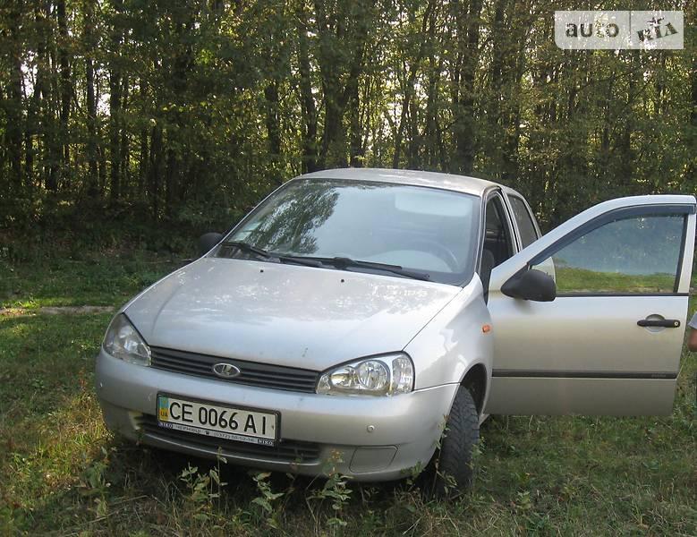 ВАЗ 1118 2007 в Черновцах