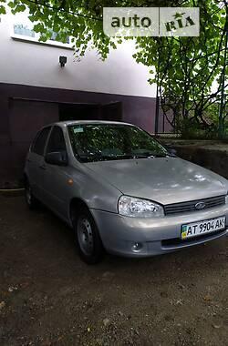 Хэтчбек ВАЗ 1119 2007 в Надворной