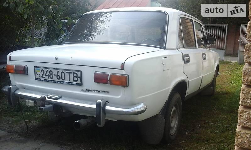 Lada (ВАЗ) 2101 1974 года в Львове