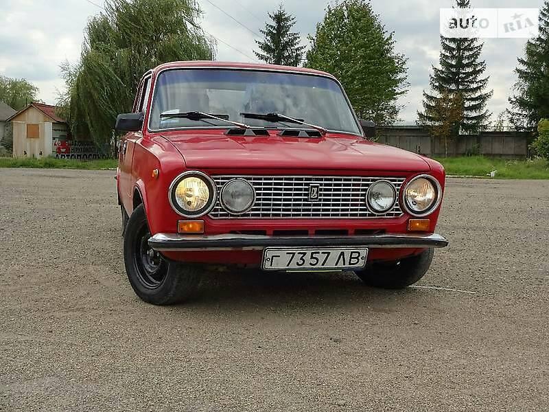 ВАЗ 2101 1976 в Дрогобыче