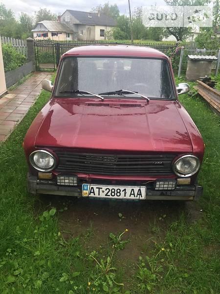 Lada (ВАЗ) 2101 1972 года в Ивано-Франковске
