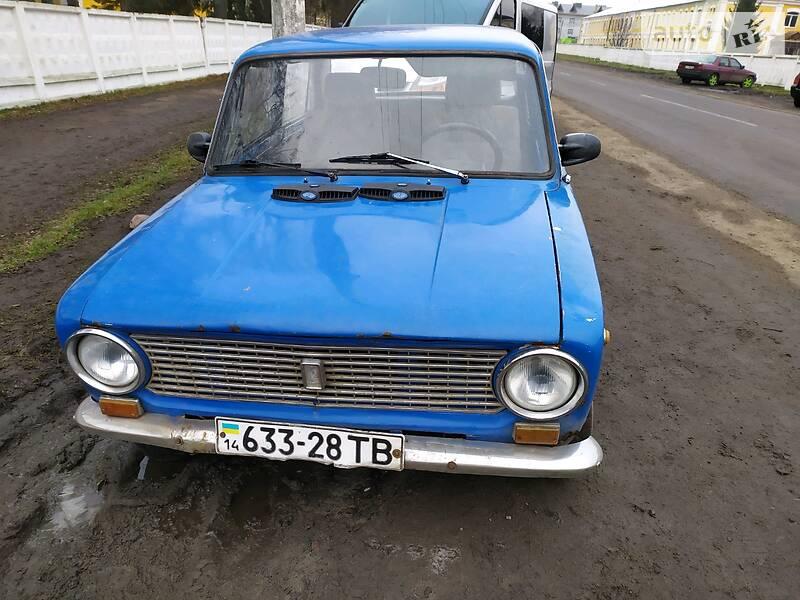 ВАЗ 2101 1972 в Владимир-Волынском