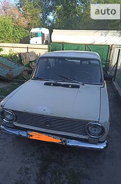 Седан ВАЗ 2101 1971 в Кременчуге