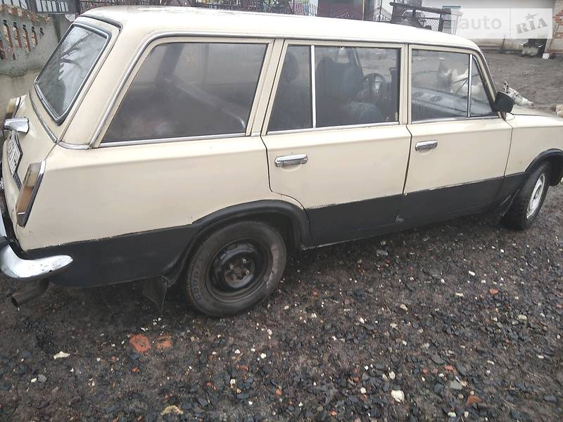 ВАЗ 2102 1985 в Иваничах