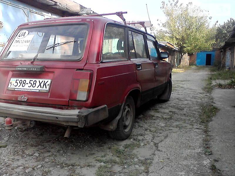 ВАЗ 2104 1988 в Чугуеве