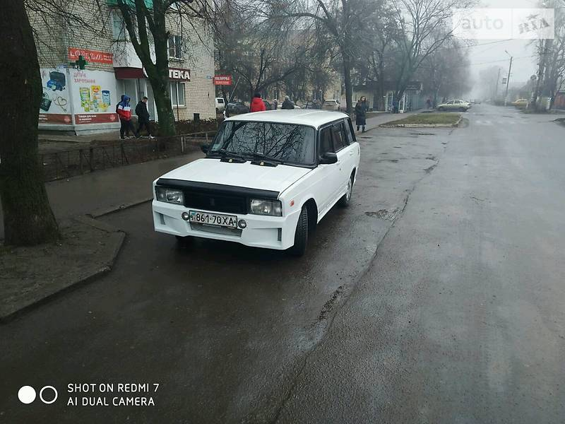 ВАЗ 2104 1990 в Краснограде