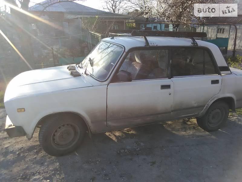 ВАЗ 2105 1987 в Бердянске