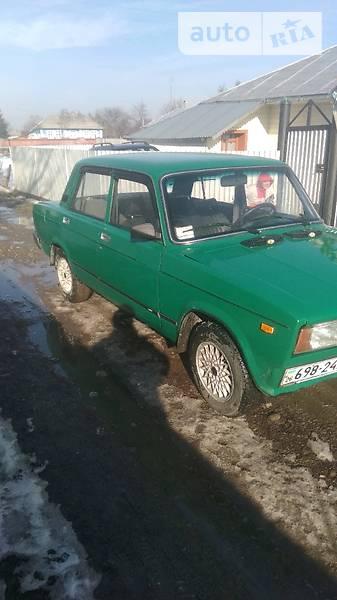 Lada (ВАЗ) 2105 1983 года в Ивано-Франковске