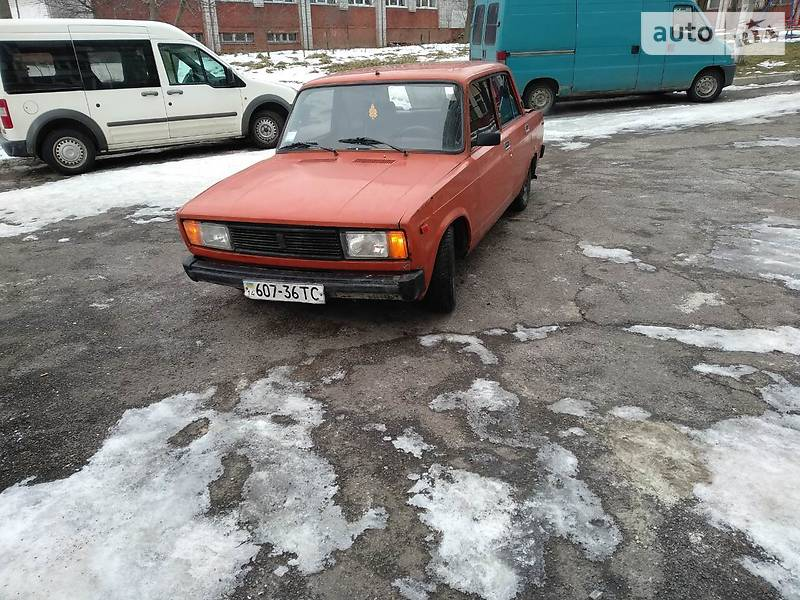 Lada (ВАЗ) 2105 1984 года в Львове
