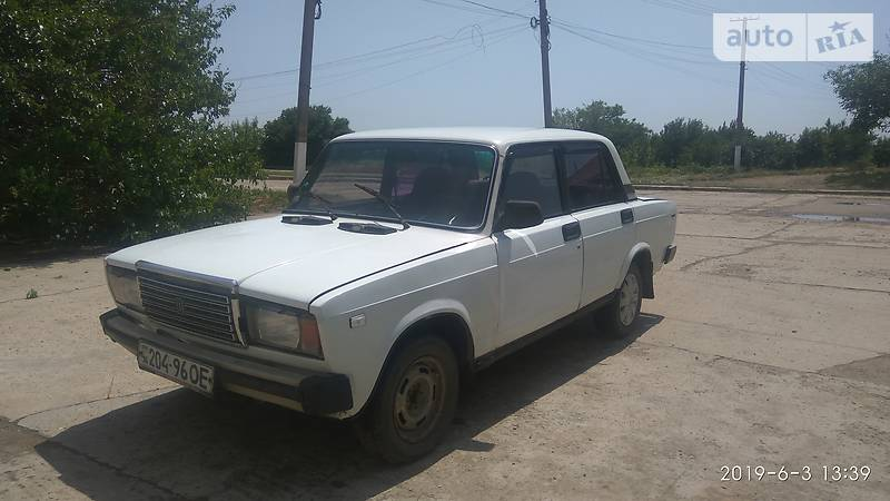 Lada (ВАЗ) 2105 1991 года в Одессе