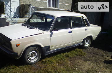 ВАЗ 2105 1987 в Кицмани