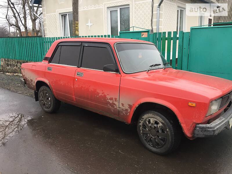 ВАЗ 2105 1989 в Шполе