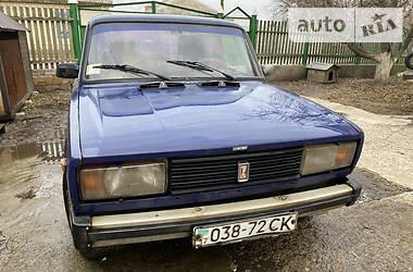Седан ВАЗ 2105 1986 в Кременчуге