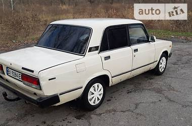 Седан ВАЗ 2105 1987 в Кременчуге
