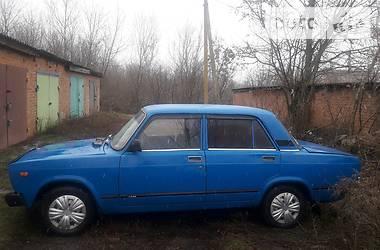 Седан ВАЗ 2105 1992 в Зенькове