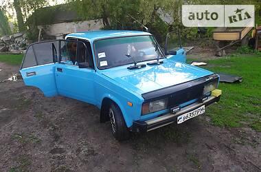 Хэтчбек ВАЗ 2105 1989 в Борзне