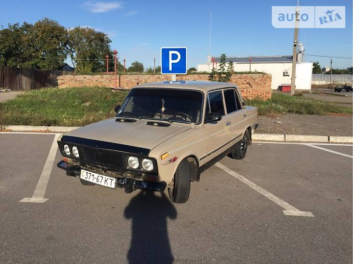 Lada (ВАЗ) 2106 1986 года в Черкассах