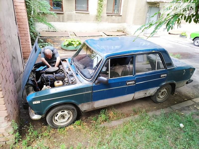 Седан ВАЗ 2106 1987 в Харкові