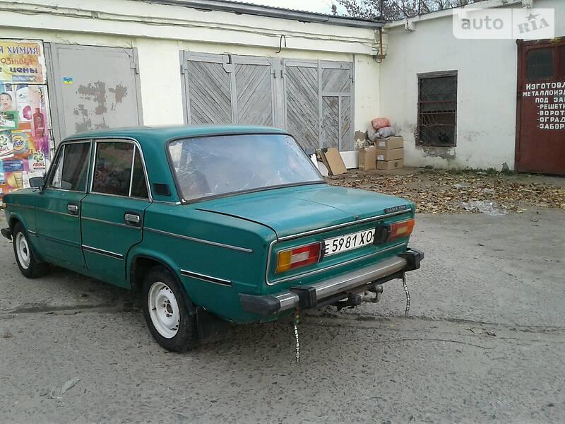 ВАЗ 2106 1986 в Бериславе