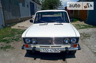Седан ВАЗ 2106 1988 в Луцке