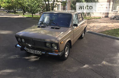 Седан ВАЗ 2106 1989 в Полтаве