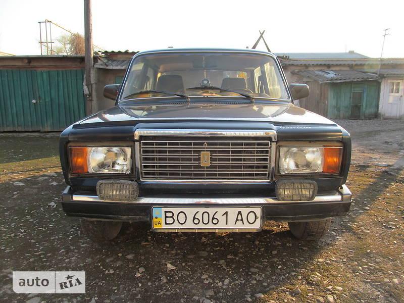 ВАЗ 2107 1996 в Чорткове