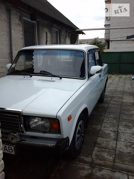 Lada (ВАЗ) 2107 2004 года в Луганске