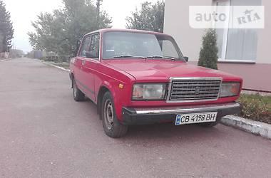 ВАЗ 2107 1986 в Прилуках