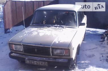 ВАЗ 2107 1985 в Черкассах